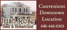 Bed & Breakfast - The Irish Rose