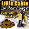 A Little Cabin in Red Lodge