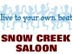 Snow Creek Saloon