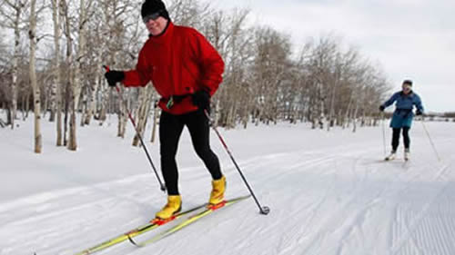 Cross Country Skiing in Red Lodge
