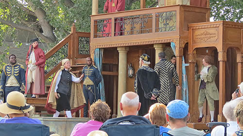 Montana Shakespeare in the Parks