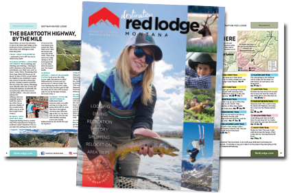 Destination Red Lodge Montana Travel Planner
